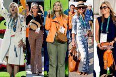 Royal style – Maxima, tous ses looks aux JO de Rio