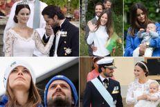 Epouse et maman, la princesse Sofia a 32 ans