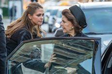 Le triste rendez-vous de la princesse Madeleine à Stockholm