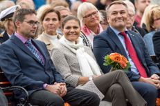Victoria de retour sur l'île d'Öland pour un anniversaire
