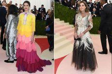 Gala du Met : Charlotte et Rania y étaient