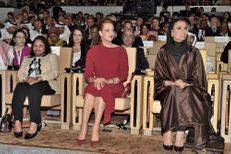 Lalla Salma retrouve la Sheika Mozah à Doha