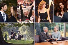 Les plus belles photos de la royale semaine #42