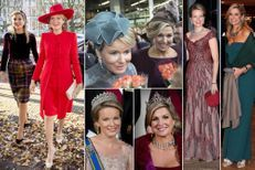 Royal Style – Mathilde vs Maxima, le match des élégances