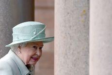 Malgré le Brexit, Elizabeth II conserve son sens de l'humour