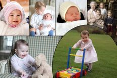 La princesse Charlotte de Cambridge a 1 an : toutes ses photos!
