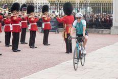 Sophie de Wessex accueillie en fanfare à Buckingham Palace