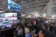 Une journée de nouveautés au Mondial de l'automobile