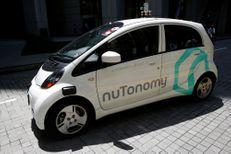 Singapour teste des taxis sans chauffeur, une première mondiale
