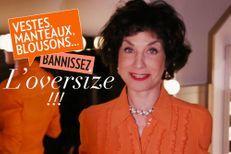 Vestes, manteaux, blousons… Bannissez l'oversize ! [Vidéo]