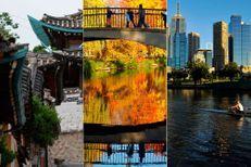 Top des meilleures villes pour étudier à l'étranger