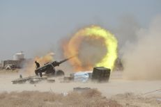 A Fallouja, l'assaut est donné contre l'EI