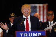 """Donald Trump: """"Je continuerai à attaquer la presse"""""""