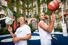 Jonny Wilkinson-Tony Parker, les coulisses de la rencontre