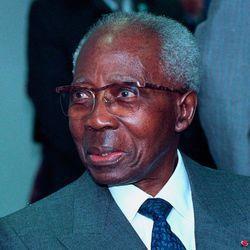 Léopold Sédar Sehghor