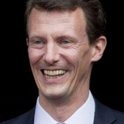 Prince Joachim de Danemark