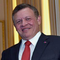 Abdallah II de Jordanie