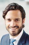 Prince Carl-Philip de Suède